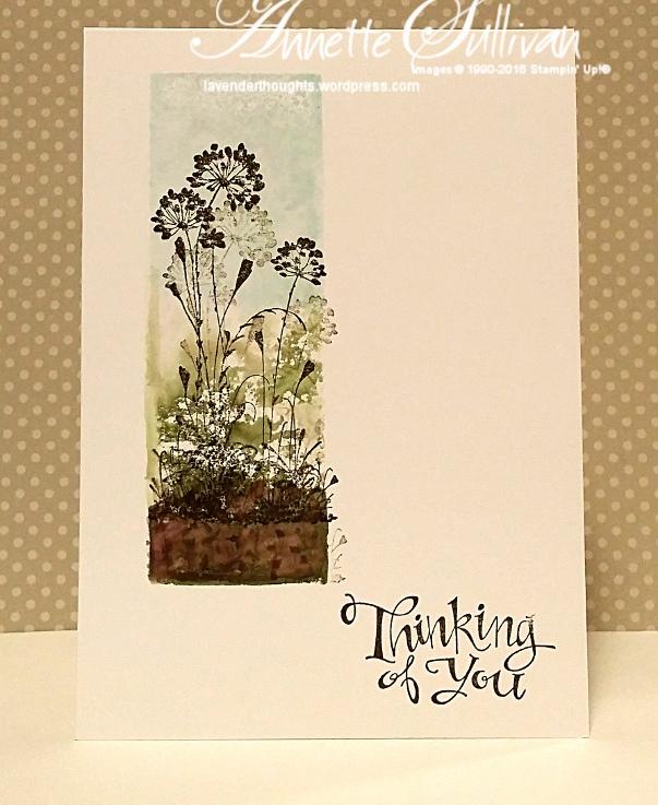 Serene Silhouettes EspressoWildflowers