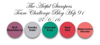 91_artful stampers team challenge hop 27062016