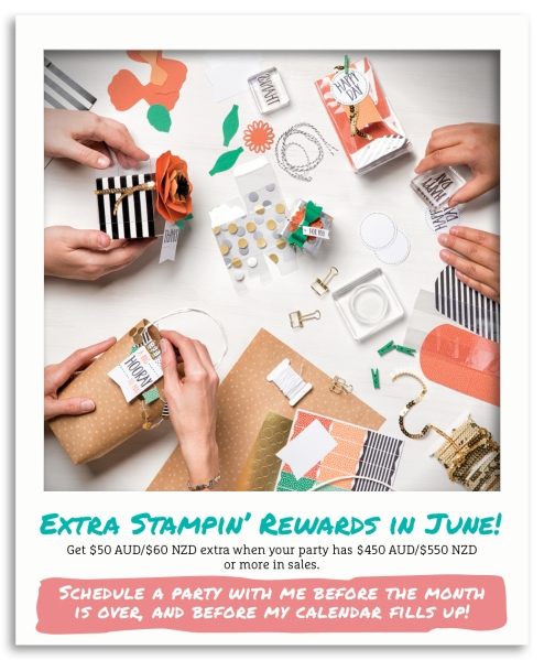 Extra Stampin Rewards Sharable Image5