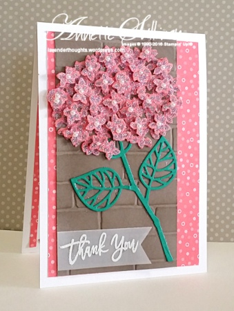 Thoughtful Branches Flirty Hydrangea
