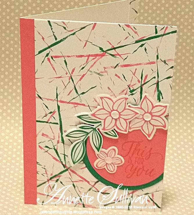 Falling Flowers Emerald FlamingoBands