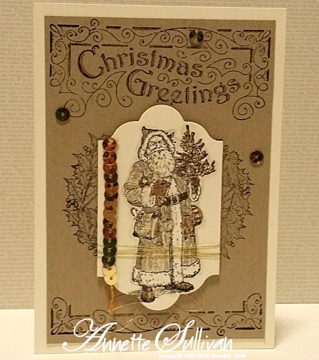 Father Christmas CrumbVanilla