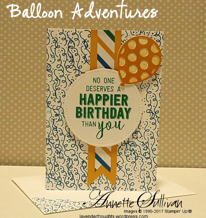 Balloon Adventures Emerald CurryPoint