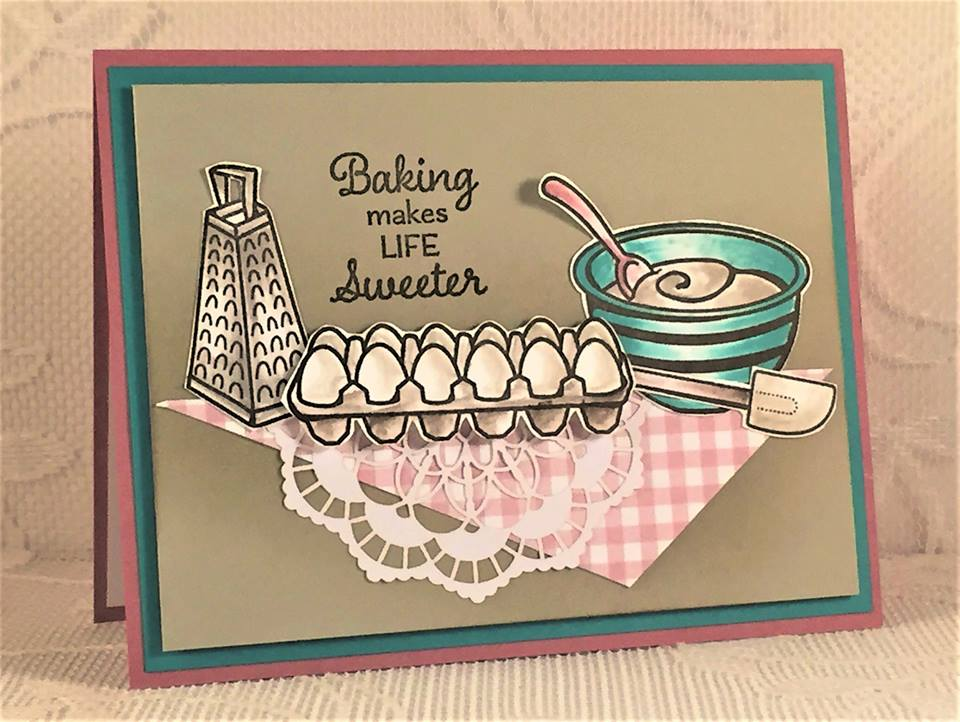 Baking Makes Life Sweeter Perfect Mix andPDF