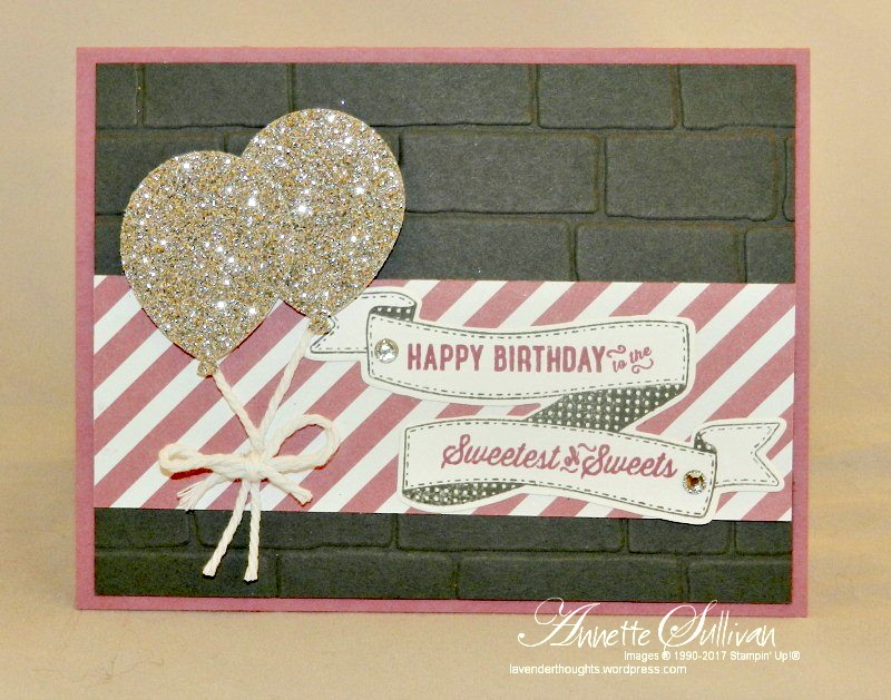 Birthday Banners Balloons and FREETutorial