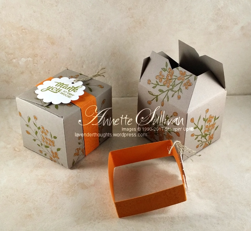 Bakers Box Thinlits Alternative With Touches Of Texture Olive Pie andVIDEO