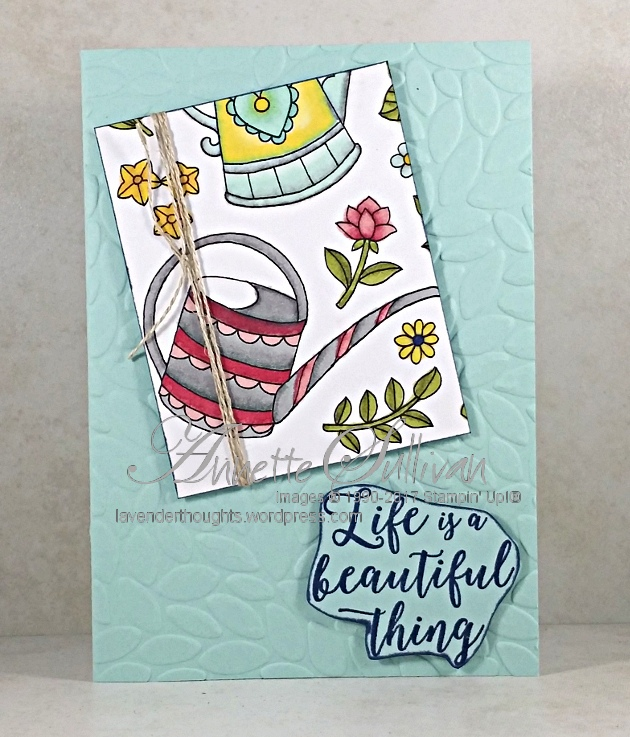 RemARKably Created Blog Tour with Stampin'Blends