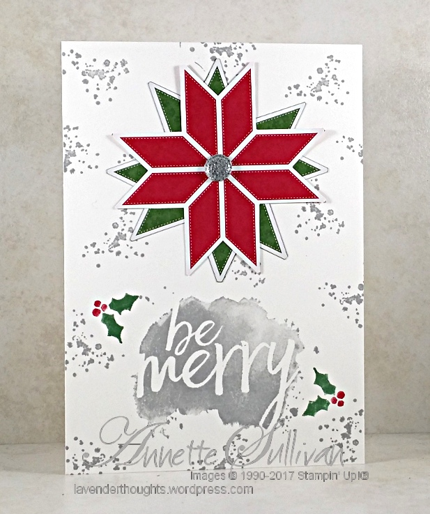 More Quick and Easy Christmascards