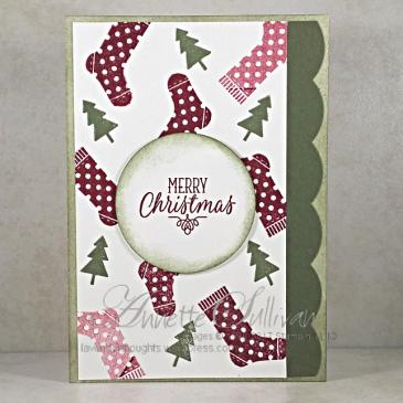 Hang Your Stocking Cherry Artichoke