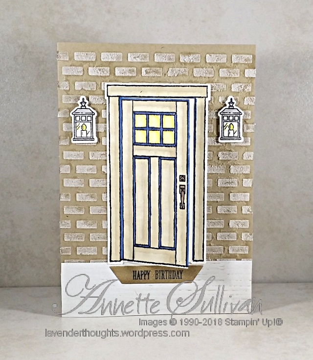 At Home With You on EmbossedBricks