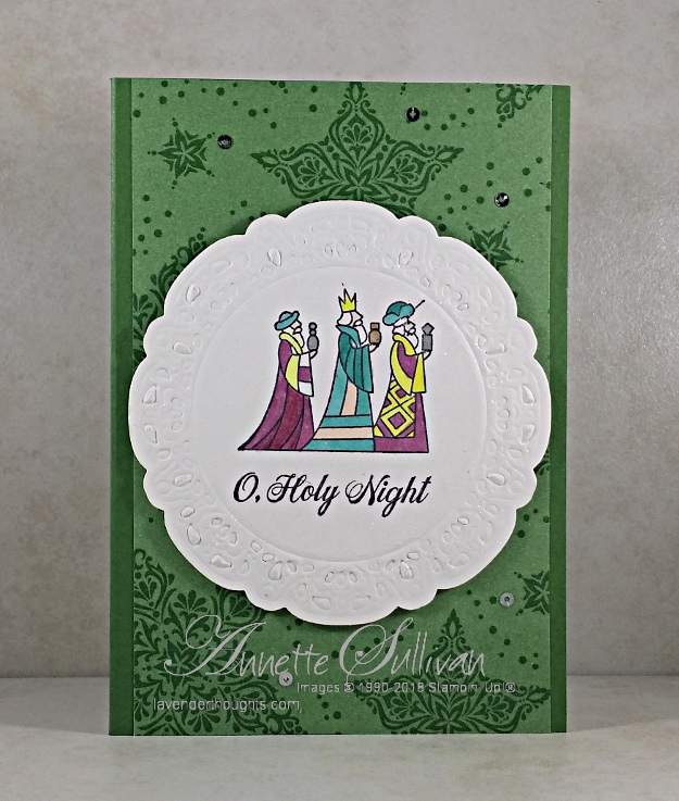 Quick Christmas card with IlluminatedChristmas
