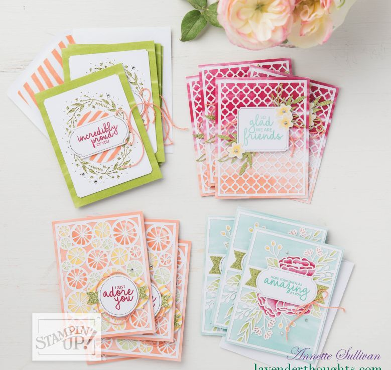 Quick & Easy Cards with the Incredible Like You ProjectKit