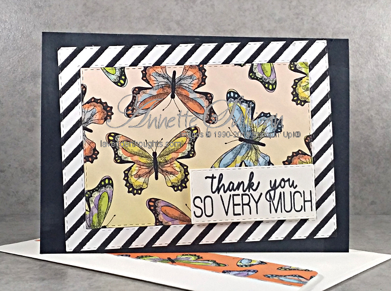Quick & Easy Butterflies with Butterfly Gala and Botanical Butterfly Designer SeriesPaper