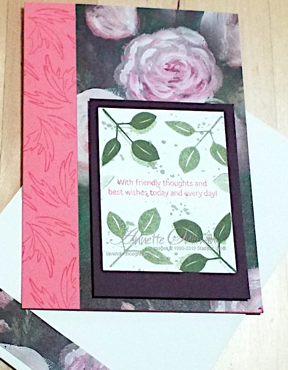 Floral Essence for the SketchChallenge