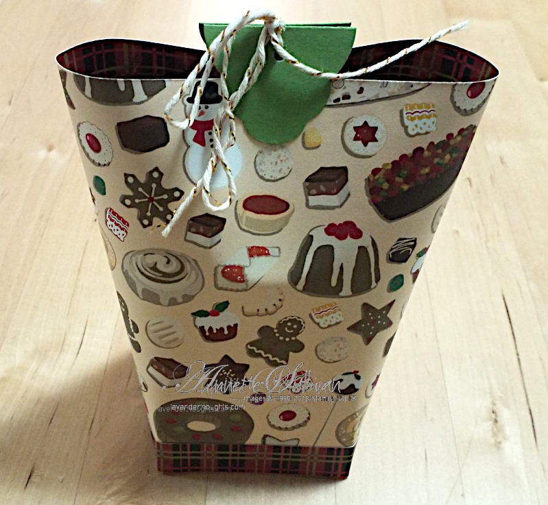 VIDEO – Quick and Easy GiftBag