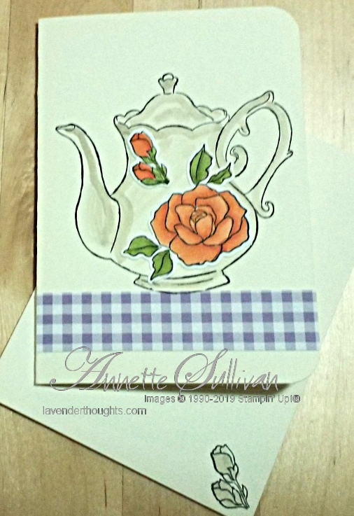 Quick and Easy Note Cards with TeaTogether