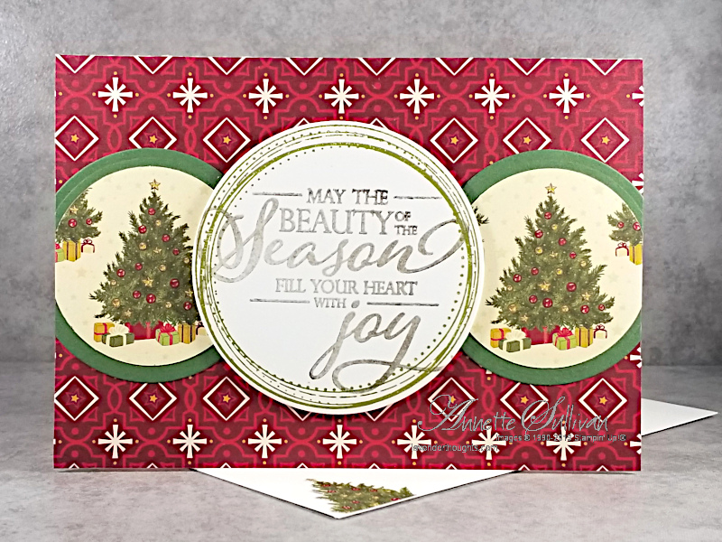 Merry Christmas to All for the Sketch Challenge at Splitcoaststampers