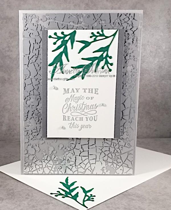 FREE PDF Tutorial – Holly Jolly Christmas with MercuryAcetate