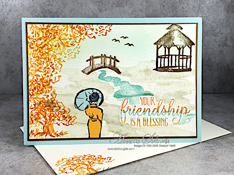 My Meadow with Power of Hope for the Color Challenge at Splitcoaststampers