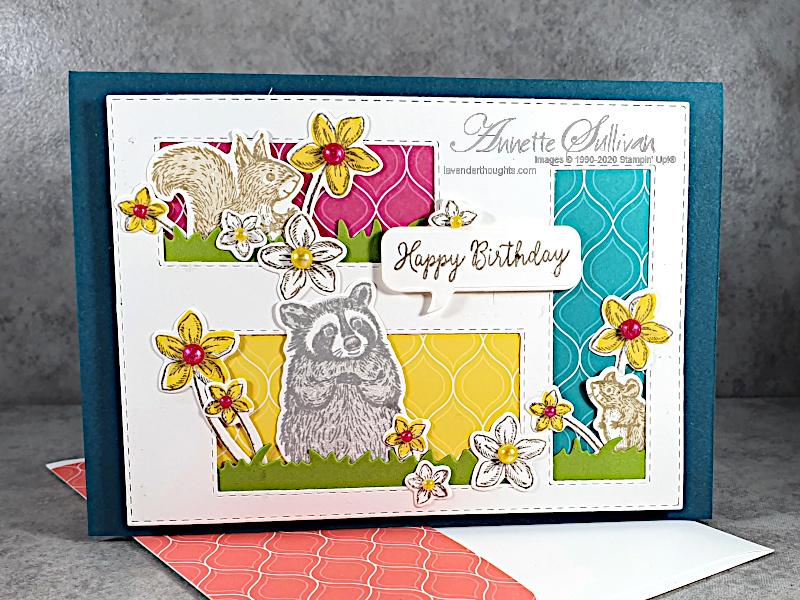 Birthday Card using SpecialSomeone
