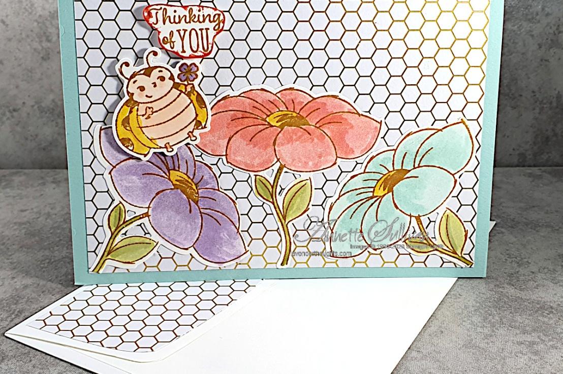 Little Ladybug Flowers