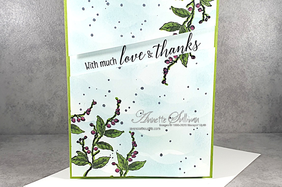 Botanical Prints and a Cloudy Background for the Sketch Challenge at Splitcoaststampers