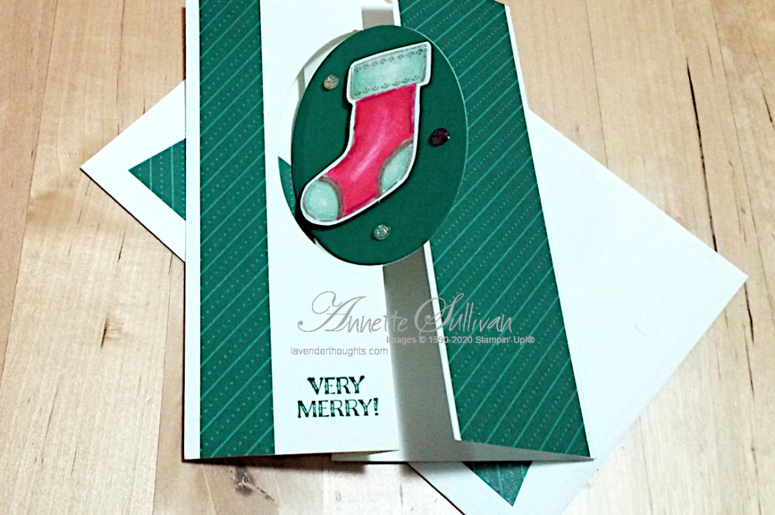 Flip Flop Fancy Fold Card with FREE PDFTutorial