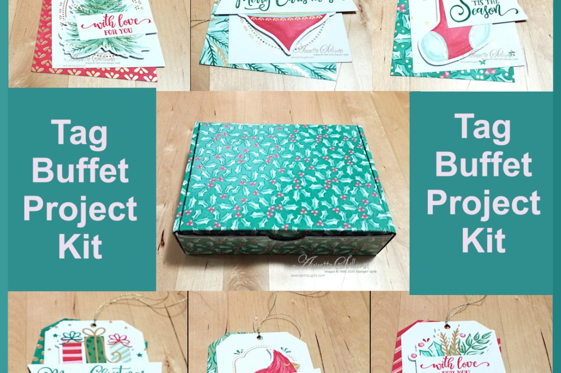 Tag Buffet Project Kit – tags and cards1