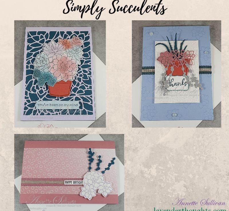 Simply Succulents – ClassCards