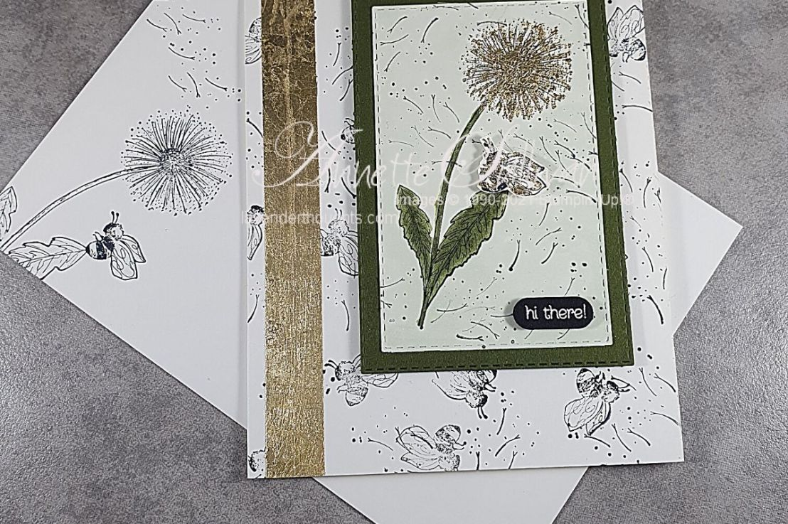 Gilded Leafing with GardenWishes