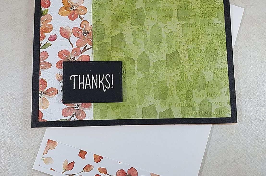 Showcasing Designer Series Paper for the Sketch and Color Challenges at Splitcoaststampers